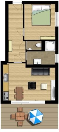 Appartement D